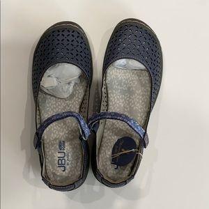 JBU by Jambu Memory Foam Sandals